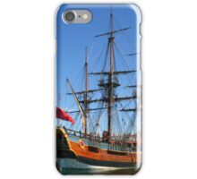 Tall Ship, Darling Harbour, Sydney iPhone Case/Skin