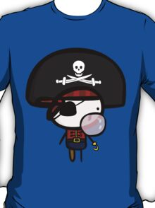 Yarrg, Pirates Can Blow Bubbles Too! T-Shirt