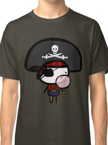 Yarrg, Pirates Can Blow Bubbles Too! Classic T-Shirt