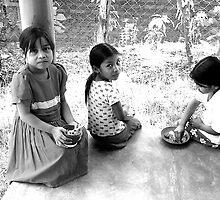 Chorti Children II by Laura McNamara