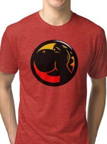 Yoshi Kombat Tri-blend T-Shirt