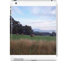 From Middleton to Mt. Wellington iPad Case/Skin