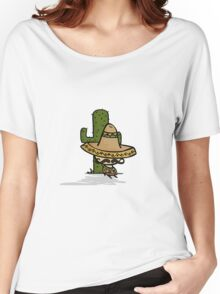Sleepy Mexican Women's Relaxed Fit T-Shirt