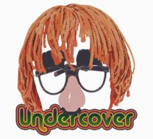 Funny Undercover Disguise Design by doonidesigns