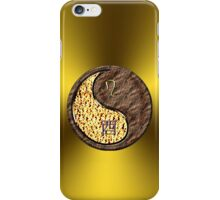 Leo & Rooster Yin Earth iPhone Case/Skin