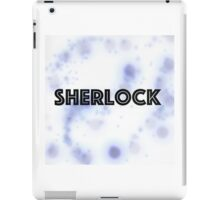 Sherlock Inverted iPad Case/Skin
