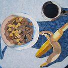 """breakfast"" by Richard Robinson"