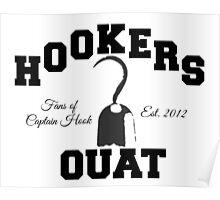 OUAT Hook Poster