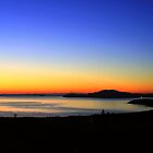 Summer Isles Sunset 2 by Alexander Mcrobbie-Munro