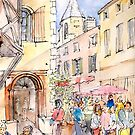 Issigeac Market by Fee Dickson