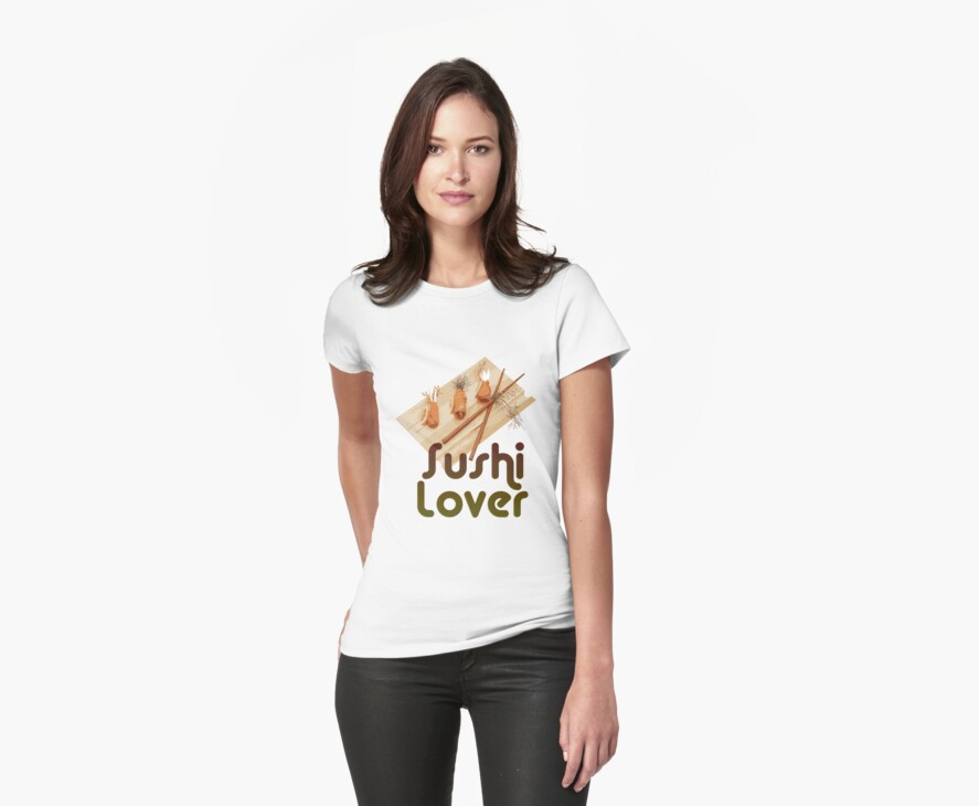 Sushi Lover by doonidesigns