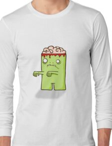 Spare Some Brains? Long Sleeve T-Shirt