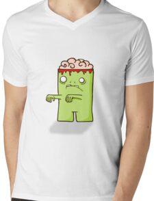 Spare Some Brains? Mens V-Neck T-Shirt