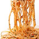 spaghetti eddy pants by John King III