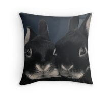 'About the Friendship' Throw Pillow