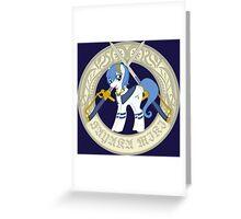 Pony Magi Madoka Magica ~ Sayaka Greeting Card