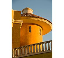 Cabo Watchtower Wins Unique Buildings of the World Challenge Photographic Print