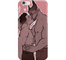 that's adoribull iPhone Case/Skin