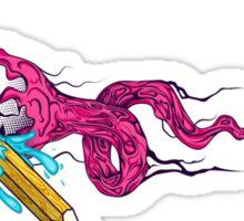 The Creative Process Sticker