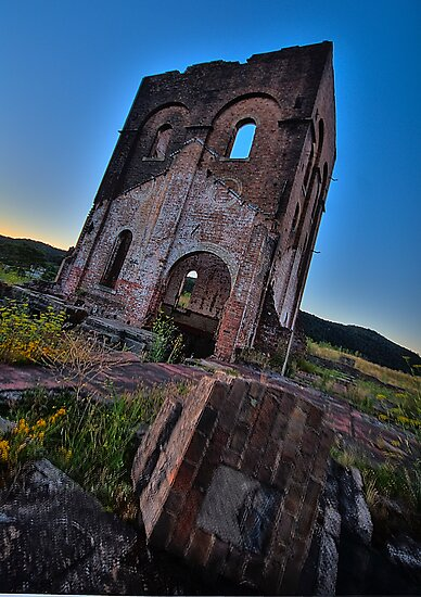 Have A Blast - Blast Furnace Park, Lithgow NSW - Thr HDR Experience by Philip Johnson