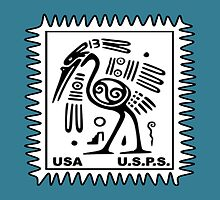 13 cent postage stamp issued by the USPS! by Kricket-Kountry