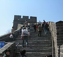 The Great Wall by groucho333