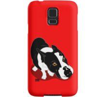 Mr Bull Terrier  Samsung Galaxy Case/Skin