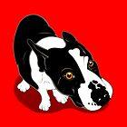 Mr Bull Terrier  by Sookiesooker