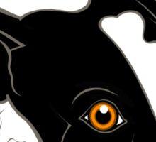 Mr Bull Terrier  Sticker