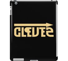Clever = Stupid iPad Case/Skin