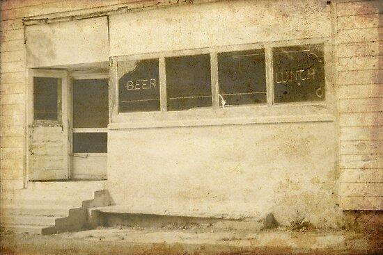 Beer & Lunch by Hilary Walker