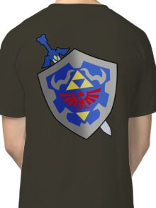 Sword and Shield Classic T-Shirt