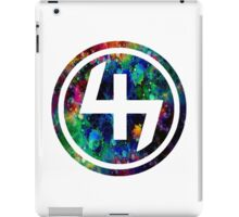 47 (4th and 7th Chakra) ACID LSD iPad Case/Skin
