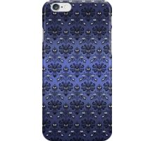 Owl, Ghost and Cyclops Monster Pattern Art iPhone Case/Skin