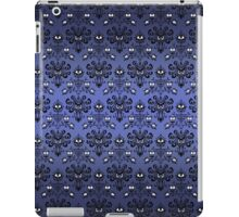 Owl, Ghost and Cyclops Monster Pattern Art iPad Case/Skin