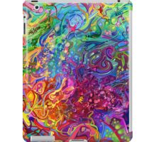 This Page Intentionally Left Blank - Digital Art & Painting iPad Case/Skin