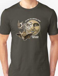 The Lily Tea Bat and the Moon Tee Shirt T-Shirt