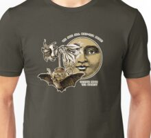 The Lily Tea Bat and the Moon Tee Shirt Unisex T-Shirt