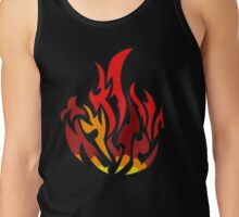 Dauntless flame divergent Tank Top