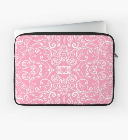 Silent Era, Pink Laptop Sleeve