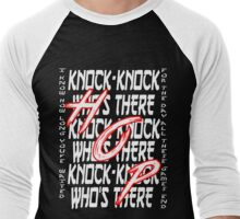 KNOCK MADNESS  Men's Baseball ¾ T-Shirt