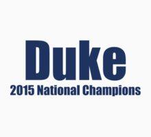 2015 National Champions by jdbruegger