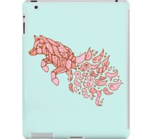 Pounce (Red) iPad Case/Skin
