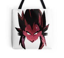 Super Saiyan 4 Vegeta Tote Bag