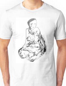 on bended knee 3 Unisex T-Shirt