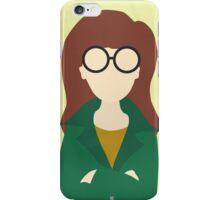 Daria Morgendorffer (Simplistic) iPhone Case/Skin