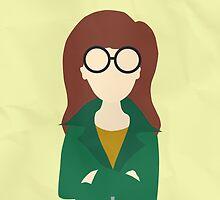 Daria Morgendorffer (Simplistic) by Geoffery10