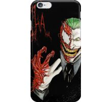 Joker - Carnage iPhone Case/Skin