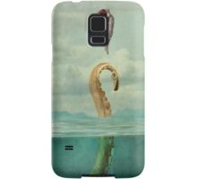 uncontained Samsung Galaxy Case/Skin