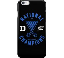 DUKE National Champions 2015 Basketball shirt, hoodie and more iPhone Case/Skin